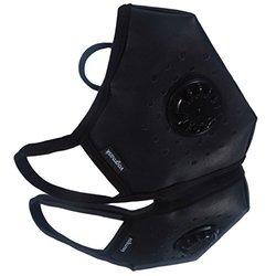 Vogmask Vegan Leather N99 CV XL Respirator Mask (200+ Lbs)