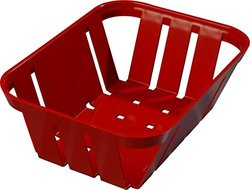 Carlisle Munchie Baskets , Red