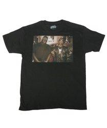Rockabilia Men's Tupac Soft Tee T Shirt - Black - Size: XLarge