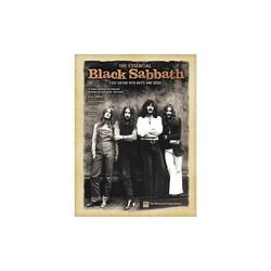 Hal Leonard The Essential Black Sabbath Easy Guitar Tab Song Book