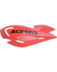Acerbis 2114450004 Uniko Koren Handguard for ATV & Motorcycles - Red