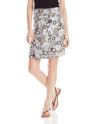 White Sierra Women's Printed Dailey Duty Skirt - Caviar Combo -Size: XL