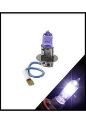 Putco Pure Halogen Ignition Purple H3 Headlight Single Bulb for Vehicles