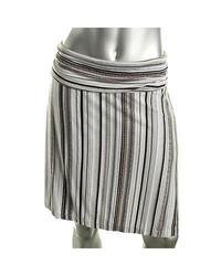 White Sierra Women's Printed Dailey Duty Skirt - Quarry Combo -Size: XS