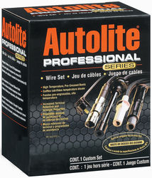 Autolite Spark Plug Wire Set for Vehicles (96917)