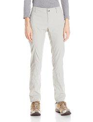 Columbia Women's Bug Shield Cargo Straight Leg Pants - Flint Grey - 6/Long