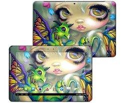 "DecalGirl Skin Kit for 10.1"" Samsung Galaxy Tab 2 - Dragonling"