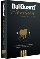 Bullguard Premium Protection Software - 3 PCs