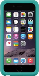 OtterBox Symmetry Series Case for iPhone 6/6s - Aqua Dot