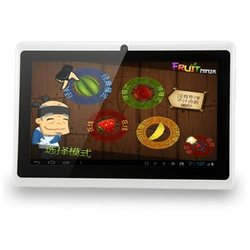 """2 Boom 7"""" Tablet 4GB Android 4.2 - White/Black (PT7042)"""
