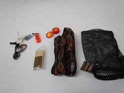 EK Ekcessories Junk In Trunk Flame Check ATV Necessity Kit