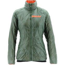 Adidas outdoor Women's Agravic Primaloft Jacket - Base Green - Size: Large