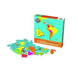 Geotoys? Geo Jigsaw Puzzle Latin America 50
