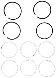Sealed Power E219X Piston Ring Set