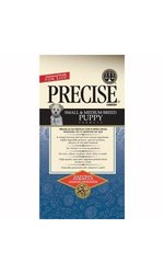Precise 5 Pack Breed Puppy Dry Food - Size: Small/Medium