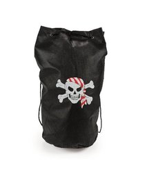 Fun Express 12-Count Polyester Pirate Loot Backpacks