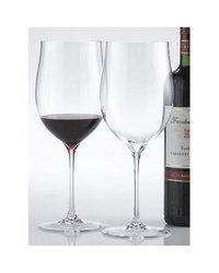 Fusion Triumph Cabernet/Merlot/Malbec/Bordeaux Wine Glasses - Set of 2
