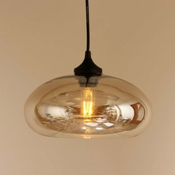 Control Brand The Bodo Pendant - Brown Tint