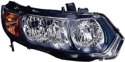 Depo 317-1148R-AS2 Honda Civic Passenger Side Replacement Headlight Assembly