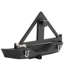 Smittybilt 76856-02 XRC Tire Carrier for Vehicle