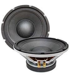 "Seismic Audio Richter 10"" PA/DJ Raw Woofer or Speaker 400 Watts"
