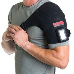 Venture Heat Portable Shoulder Heat Therapy Wrap - Black - Small/Medium