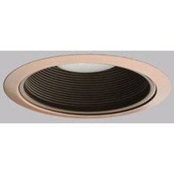 Nicor Ring Baffle Trim for 17000 and 17001R 6-Inch Non IC (17511OB-ABZ)