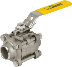 Sharpe Valves 53036 Series Stainless Steel 316 Ball Valve