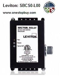 Leviton SBCS0-L00 120-347V Relay Controller 3 Pack
