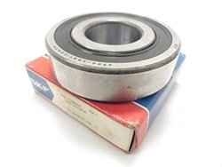 SKF 30mm Bore 72mm OD 19mm W Double Sealed Deep Groove Ball Bearing