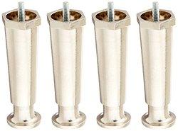 """Bloomfield 8544 Extension Leg Kit, Stainless Steel, 4"""", Chrome"""