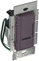 Lutron MIR-600M-PL Maestro IR 600-watt Multi Location Dimmer, Plum