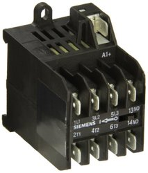 Siemens 230V 8.4A Max Inductive Current 4 Pin Coupling Power Relay
