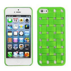 MyBat SuperThin Case for iPhone 5 / iPhone 5S - Green