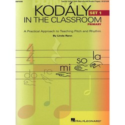 Hal Leonard Kodaly in the Classroom - Set 1 - Teacher & P/A CD