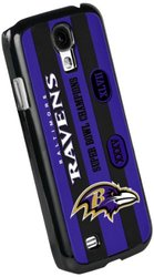 Forever Collectibles Baltimore Ravens Commemorative Hard Snap-On Samsung Galaxy S4 Case