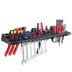 Stalwart 22-inch Wall Mount Tool Organizer Shelf