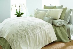 "Sanctuary by L'erba 26x26"" Vitality Euro Pillow Sham - Eucalyptus"