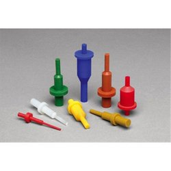 TapeCase Silicone Washer Pull Plugs - Red