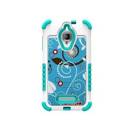Beyond Duo Shield Durable Hybrid Hard Shell & Silicone Gel Case - Multi