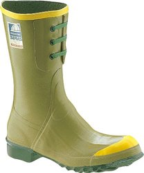 Honeywell Safety Servus Engineer Mid Safety Pac for Men's - Olive - Size:6
