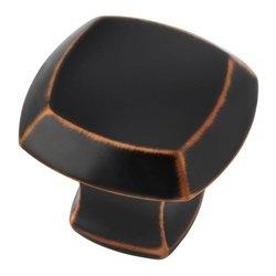 Delta Mandara Knob for Pivoting Shower Door - Bronze