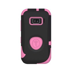 Trident Case Aegis Series for Alcatel One Touch 918A - Retail Packaging - Pink
