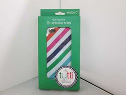 Studio C 95580 iPhone 5 case - Carrying Case - Retail Packaging - Tutti Stripes