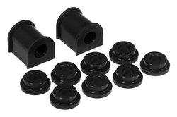 Prothane 7-1183-BL Black 16 mm Rear Sway Bar Bushing Kit