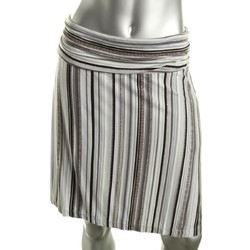 White Sierra Women's Printed Dailey Duty Skirt - Quarry Combo - Size: M