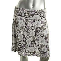 White Sierra Women's Printed Dailey Duty Skirt - Caviar Combo -Size: Large