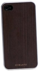 iPlank Protective Case for iPhone 4/4S  -  Wenge