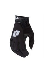 One Industries Men's Atmosphere Cycling Gloves - Black - Size: XXL