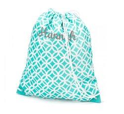 aBaby Aqua Sadie Gym Bag, Name: Hannah